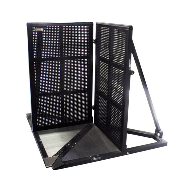 Corner Folding Barrier/Concert Crowd Control Barrier for Sale