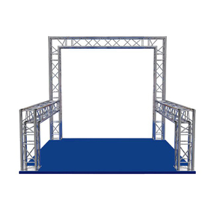 Quicklock Truss Structure 3x3 Exhibition Booth Design