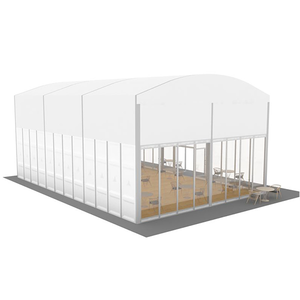 10m Outdoor Festival Arcum Event Big Tent with Glass Walls
