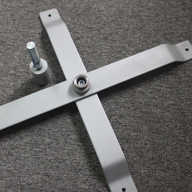 Cross Base With Hole D-B012