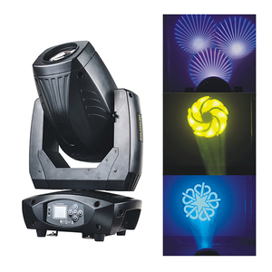 200w Spot Beam Wash 3in1 LED Moving Head Light DMX512