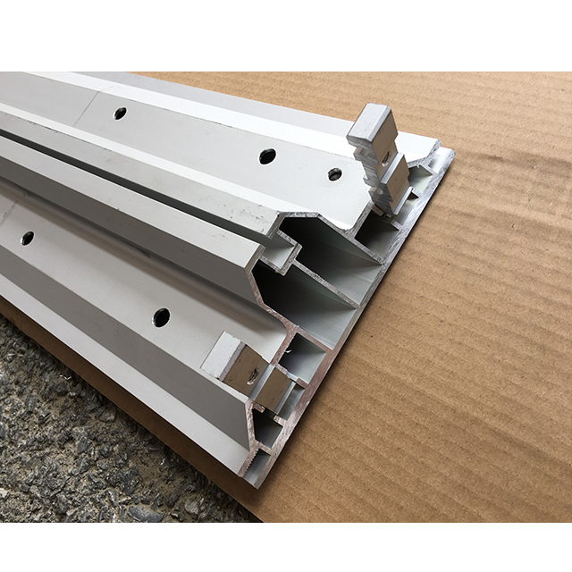 180mm Double Sides Aluminum Fabric Frame for Exhibition Lightbox Stand