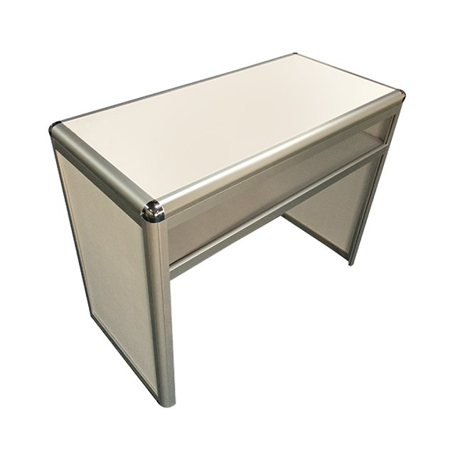 Trade Show Standard Size Folding Reception Desk