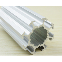 High Performance Aluminum Upright Extrusion Profiles for South America