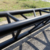 Coated Black Spigot Aluminum Box Truss 300x400