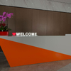 Visual Imapct LED Face Lit Channel Letters for Office